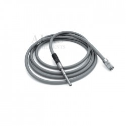 Fiber Optic Cable, length 225cm, 6mm, Silicon